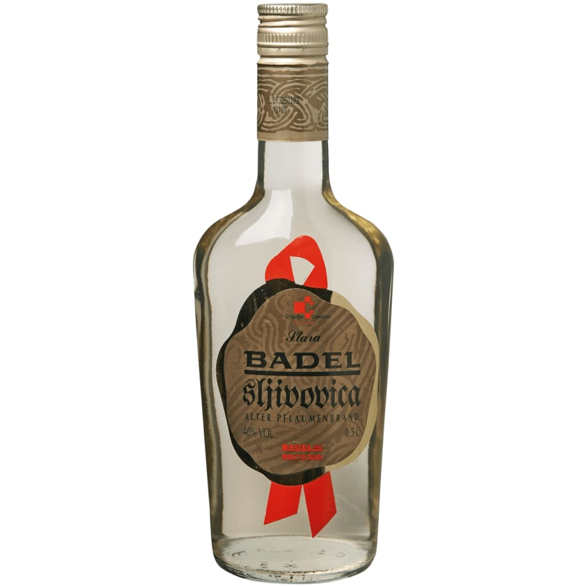 Badel Alter Slivovitz 0,5l