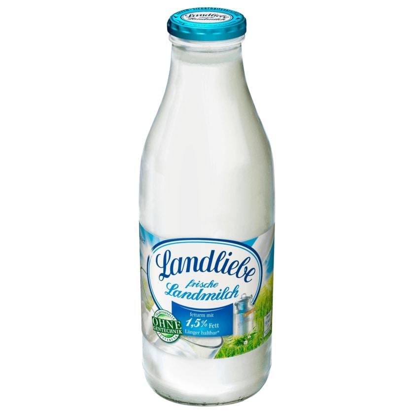 Landliebe fettarme Landmilch 1,5% 1l