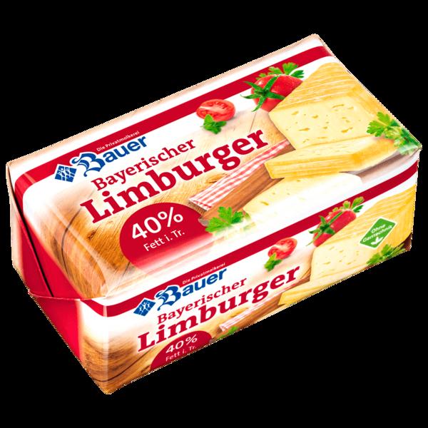 Bauer Bayerischer Limburger 40% i.Tr. 200g