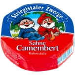 Striegistaler Zwerge Sahne Camembert 125g