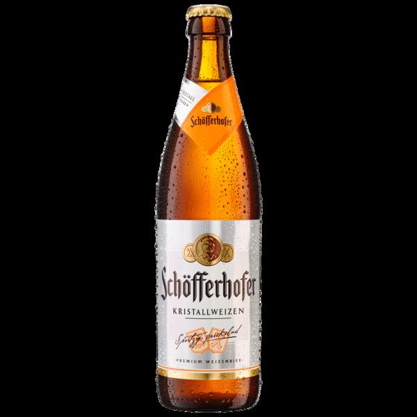 Schöfferhofer Kristallweizen 0,5l