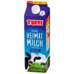 Tuffi Frische Vollmilch 3,5% 1l