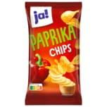 ja! Paprika Chips 200g