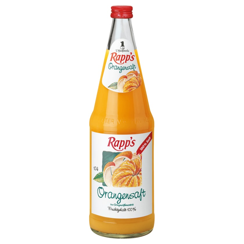 Rapp's Orangensaft 1l