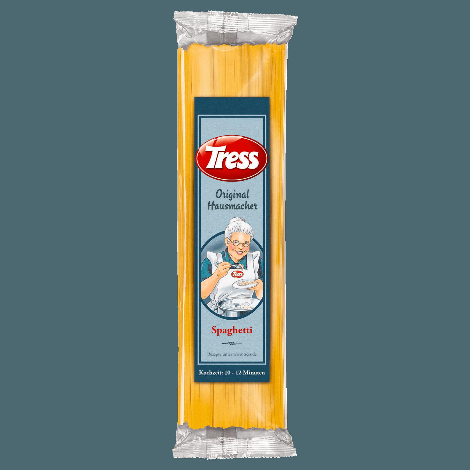 Tress Hausmacher Spaghetti 500g