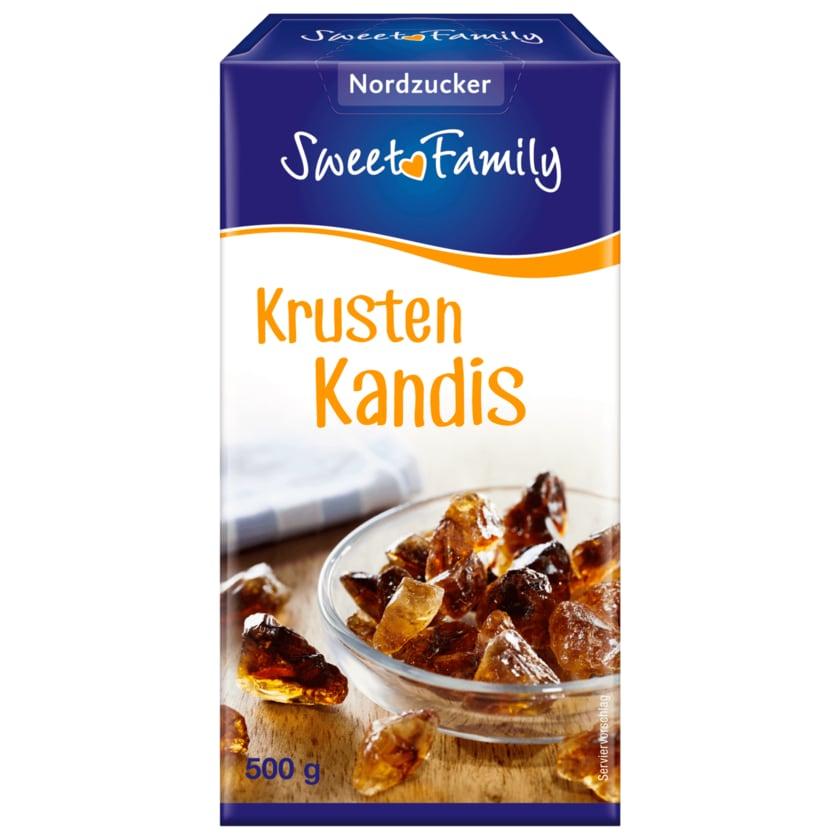 Sweet Family Nordzucker Krusten Kandis 500g