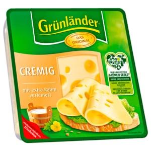 Grünländer Cremig Scheiben 140g