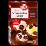 Ruf Schokoladen-Dekor 38g, 12 Stück