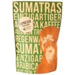 Speicherstadt Kaffee Orang-Utan-Espresso ganze Bohne 500g