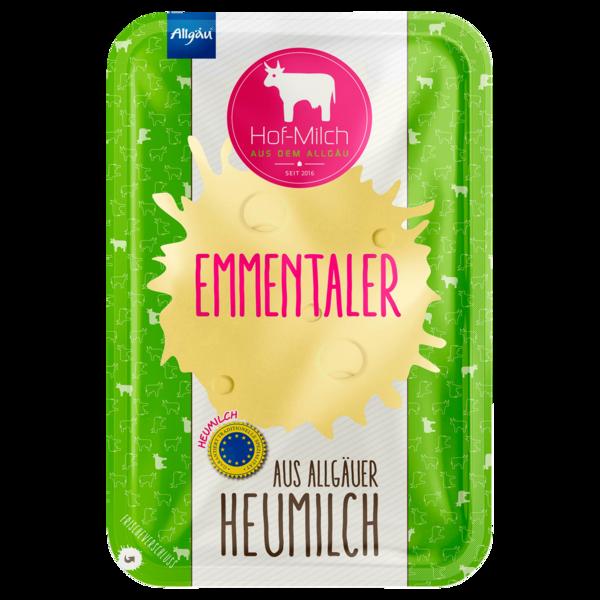 Allgäuer Hof-Milch Emmentaler 100g