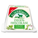 Altenburger Ziegen-Frischkäse Kräuter 150g