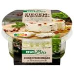 REWE Bio Ziegenfrischkäse mit rosa Pfeffer 100g