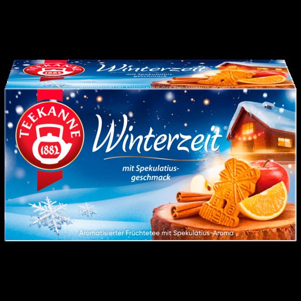 Teekanne Winterzeit 20 Beutel, 60g