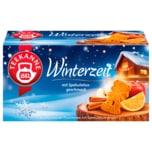 Teekanne Winterzeit Spekulatiusgeschmack 60g, 20 Beutel