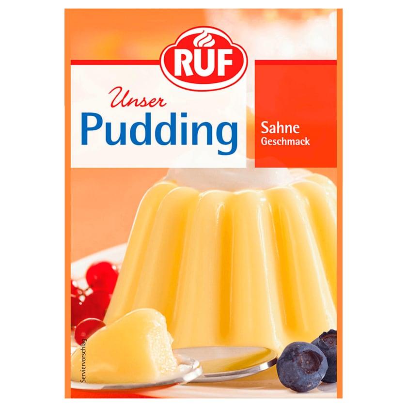 Ruf Sahne-Pudding 3 Stück