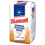 Diamant Roggenmehl Type 1150 1kg