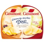 Géramont Scheiben Duo Natur/Würzig 140g