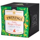 Twinings Exotic Mango & Ginger Grüner Tee 15x2g