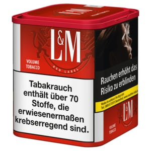 L&M Volume Tobacco Red 75g
