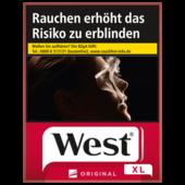 West Red XL-Box 25 Stück
