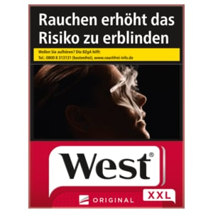 West Red XXL-Box 29 Stück