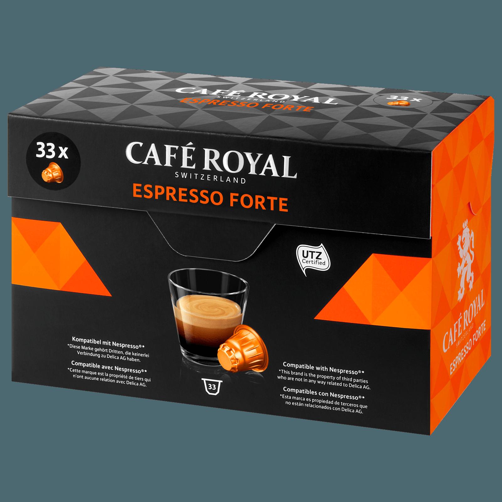 Café Royal Espresso Forte Kapseln 171g