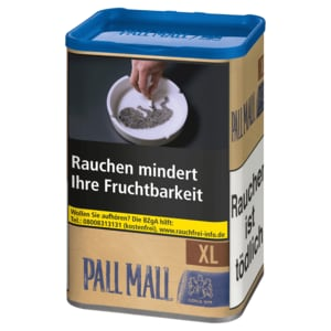 Pall Mall Blue Oaz XL 75g