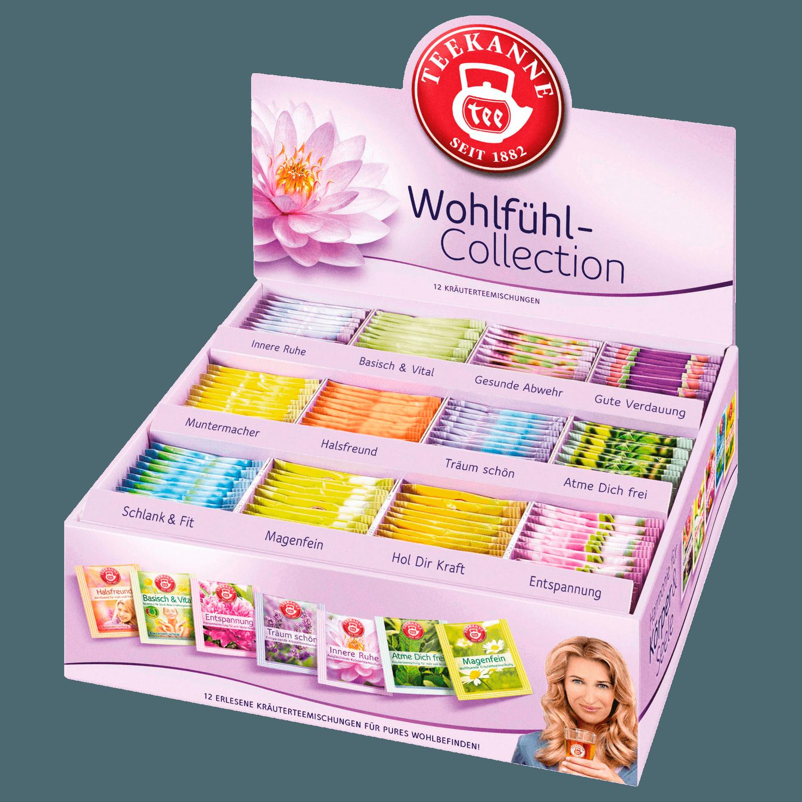 Teekanne Wohlfühl-Collection 355,5g