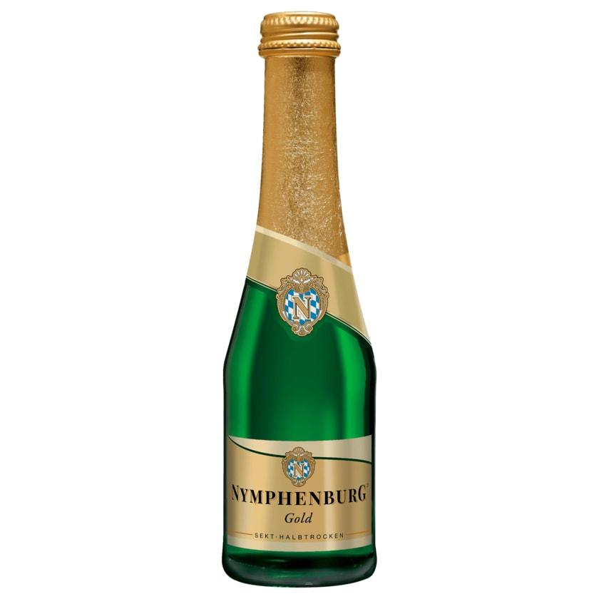Nymphenburg Gold halbtrocken 0,2l