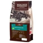 Berliner Kaffeerösterei Bio Espresso Supremo ganze Bohne 250g