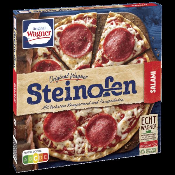 Original Wagner Pizza Steinofen Pizza Salami 320g
