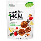 Mission More Snack Balls Chia-Cranberry-Zitrone 48g