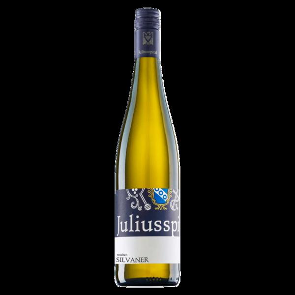 Juluisspital weißwein Silvaner QbA trocken 0,75l