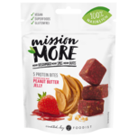 Mission More Peanutbutter-Jelly Bites 55g