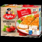 Iglo Marinierter Fisch Tomate & Basilikum 260g