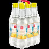 REWE Beste Wahl Wasser mit Zitrone 6x1l