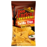 Don Enrico Mexicano Tortilla Chips Sour Cream 175g