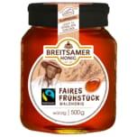 Breitsamer-Honig Fairtrade Waldhonig würzig 500g