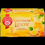 Teekanne Italienische Limone 50g