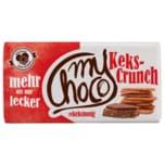 Mychoco Schokolade Keks-Crunch 180g