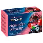 Meßmer Holunder-Kirsche 55g, 20 Beutel