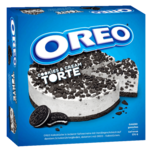 Oreo Cookies & Cream Torte 570g
