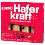 Corny Haferkraft Cranberry Kürbiskern 4x35g