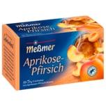 Meßmer Aprikose-Pfirsich 55g, 20 Beutel