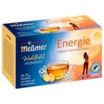 Meßmer Energie Ingwer-Holunderblüte 40g, 20 Beutel