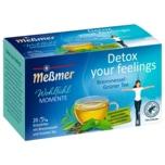 Meßmer Brennessel-Grüner Tee 40g, 20 Beutel