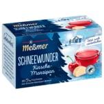 Meßmer Schneewunder Kirsche-Marzipan 55g, 20 Beutel