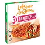 Lekker & Anders! 3 Türkische Pizza 540g
