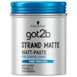 Schwarzkopf got2b Mattpaste Strandmatte 100ml