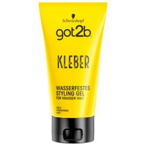 Schwarzkopf got2b Styling-Gel Kleber 150ml